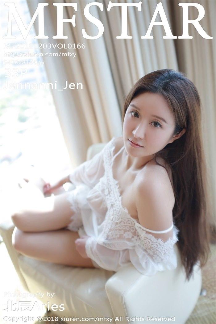 [MFStar模范学院]2018.12.03 VOL.166 Jennanni_Jen[33+1P/144M]